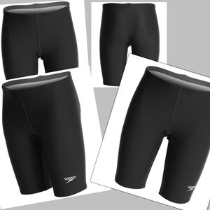 Power Flex Eco Speedo Boys Jammer Swim Shorts